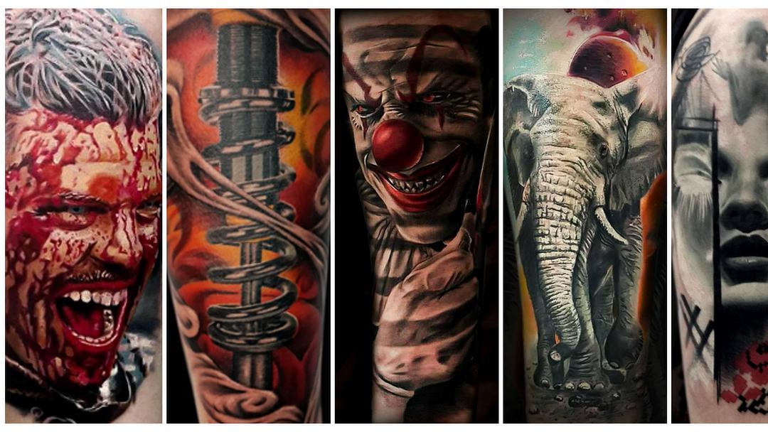 Propaganda Tattoo Piercing Studio Tatuażu Poznań