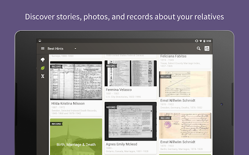 Ancestry- screenshot thumbnail