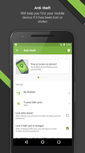 App Dr.Web Security Space APK for Windows Phone