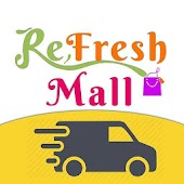 ReFreshMall Online App Fresh Fruits & Vegetables.