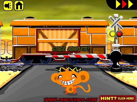 Monkey GO Happy apk screenshot