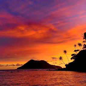 by Muzany Consequat - Landscapes Sunsets & Sunrises