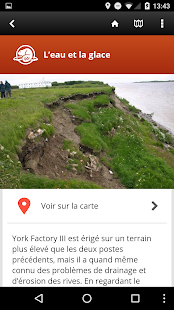 Visite guidée de York Factory- screenshot thumbnail