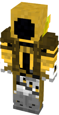 Roblox Gold Skin Dominus Nova Skin