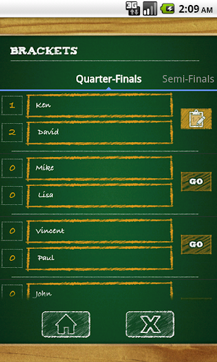 The Tournaments Manager v1.9 Android screenshots 6