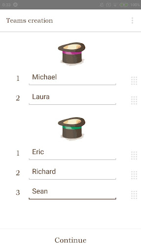 The Hat u2014 guess and explain words with friends 3.0.1 screenshots 5