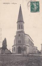 Photo: Orgueil (82) - carte postée le 8 mars 1909 à destination de Mr Jean Lafon à Toulouse