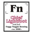 Logo of Foggy Noggin Chief Lightfoot
