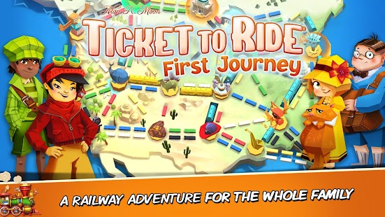 Ticket to Ride: First Journey v0.3.23