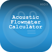 Acoustic Flowmeter Calculator