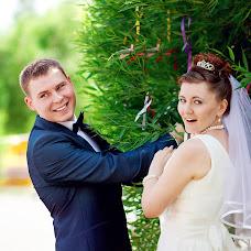 Wedding photographer Oksana Usolceva (ksanik16). Photo of 11.06.2014
