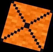OrangeRugwithx