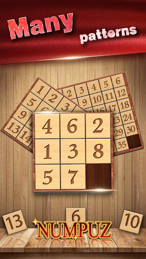 Numpuz: Classic Number Games, Num Riddle Puzzle screenshot 3