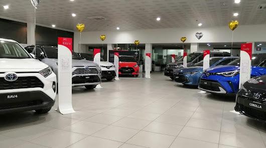 """""""Días de Ocasión"""" en Toyota Almería. Aprovecha hasta el 30 de mayo"""