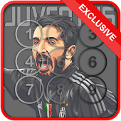 Buffon Juventus Screen Locker