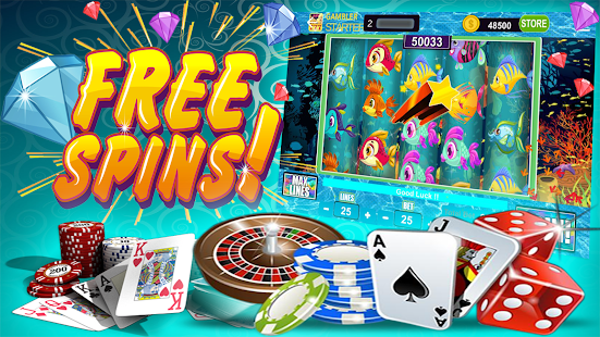 Gold Fish Casino Slots Hack for Coins without Root and Jailbreak