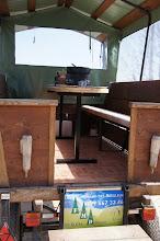 Photo: La table est prête / Der ist gedeckt