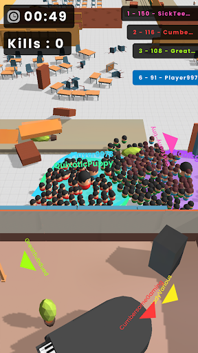 Popular Wars - screenshot