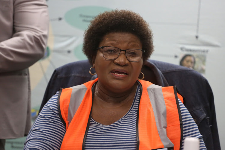 Health MEC Sindiswa Gomba said cases were increasing in Aliwal North, possibly as a result of people who shop and live in Aliwal North but work in a Free State prison.