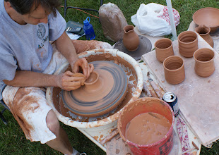 Photo: Featuring live art demonstrations, music, tours of the iron furnaces, food, arts and crafts (photo Chris Balton)