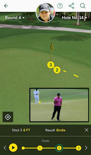 The Masters Golf Tournament screenshot 5
