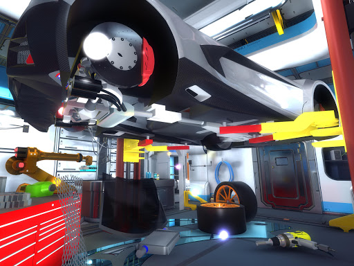 Fix My Car: GT Supercar Mechanic Simulator LITE modavailable screenshots 22
