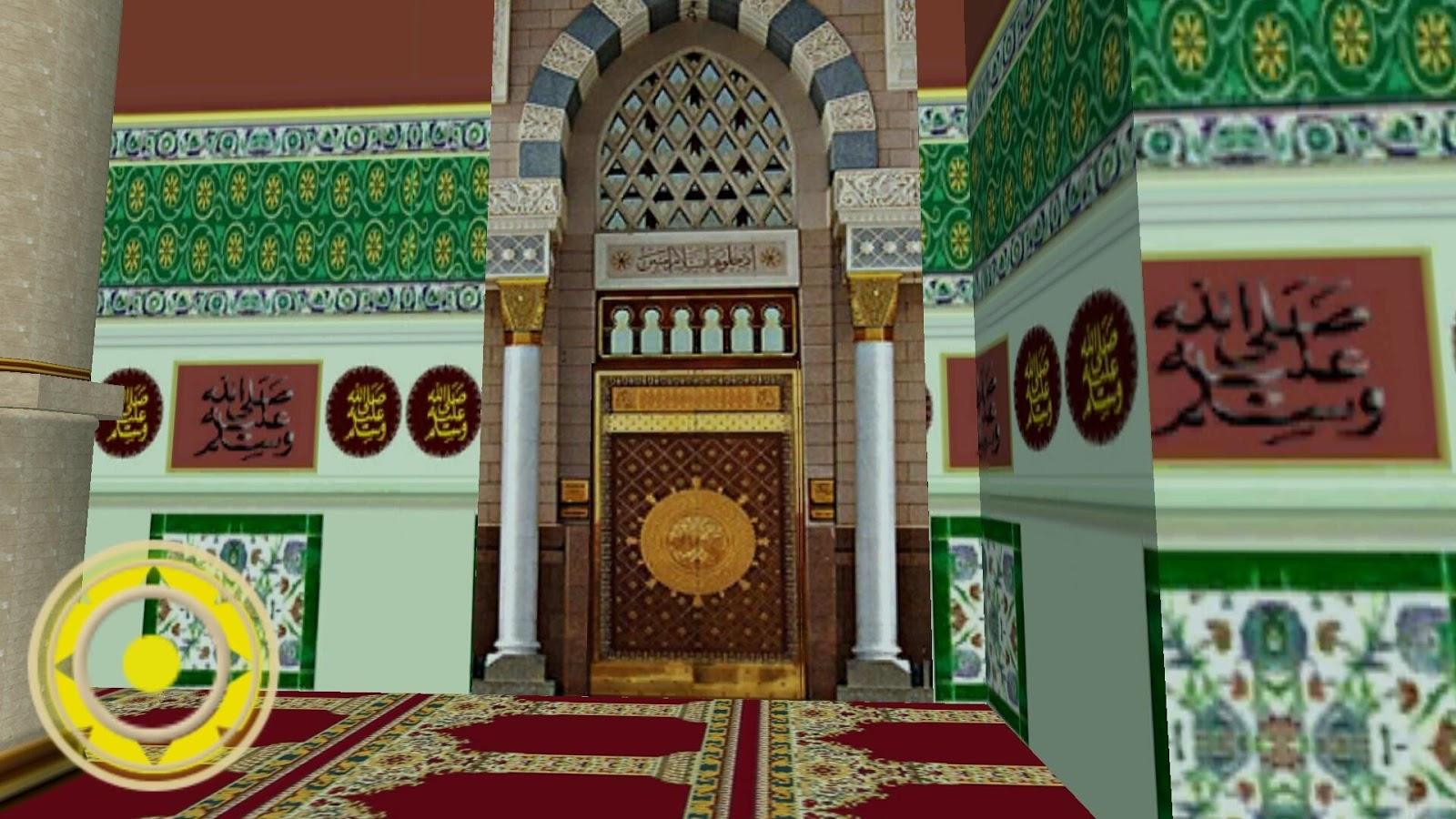 Image result for VR Masjid e Nabvi Tour