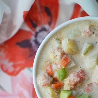 Cajun Langostino Chowder Recipe