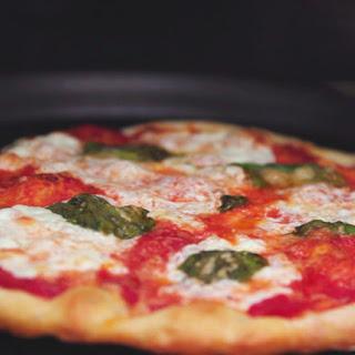 Artisan Margherita Pizza Recipe