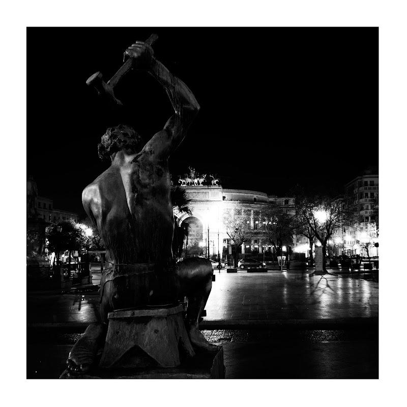 Piazza Politeama (Palermo) di reinaemanuele