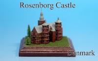 Rosenborg Castle -Denmark-