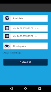 Popcar Car Share- screenshot thumbnail