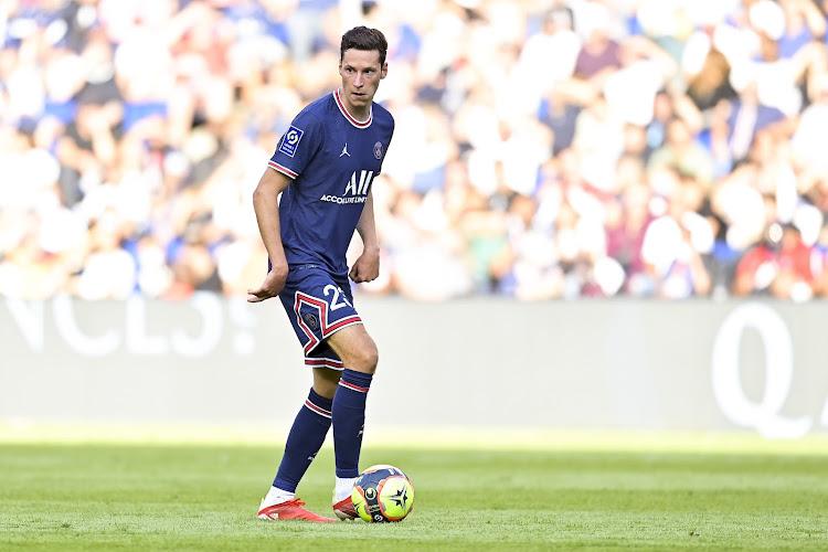 """Julien Draxler prudent avant le match contre le Club : """"Bruges n'est pas là par hasard"""""""