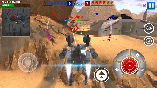 Mech Wars  captures d'écran 4