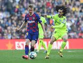 Cucurella quitte le FC Barcelone pour Getafe