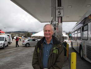 Photo: Talent Mayor Bill Cecil would like to see a CNG fueling station on the south end of the Rogue Valley.