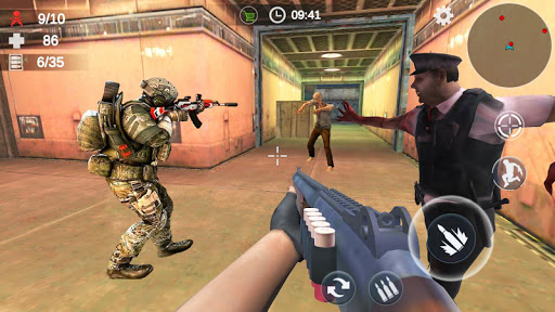 Zombie Critical Strike- New Offline FPS 2020 apkpoly screenshots 7