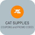 Cat Supplies Coupons icon