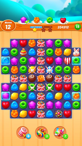 Candy Legend 1.6.3181 gameplay | by HackJr.Pw 7