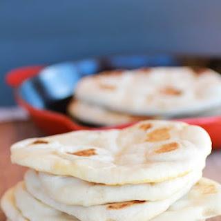 Traditional Greek Pita Bread..