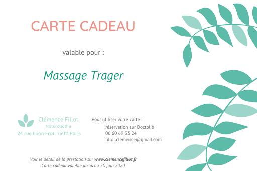 Massage Trager