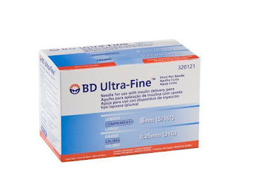 Aguja Bd Ultra Fine