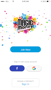 Magic Money - a better way to pay and play - náhled