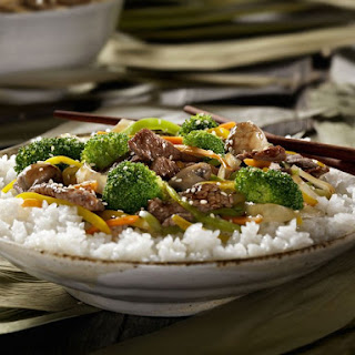 Low Calorie Beef and Broccoli Stir Fry - Healthy Beef and Broccoli.