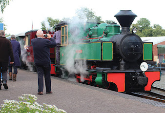 """Superb"" visitor to Steam Gala"