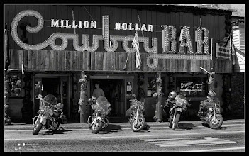 Photo: Cowboy Bar - Jackson Hole -Wyoming  My contribution to #TransportTuesday curated by +Michael Earley +Gene Bowker +Joe Paul +Steve Boyko +Mike Masin  #PlusPhotoExtract by +Jarek Klimek