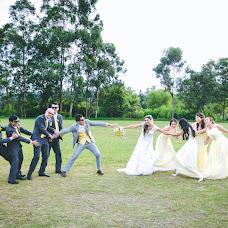 Wedding photographer Nacho Ramirez (iraphotostudio). Photo of 05.04.2017