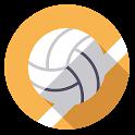 バレーボールの情報を手軽に - バレーボールの新聞 icon