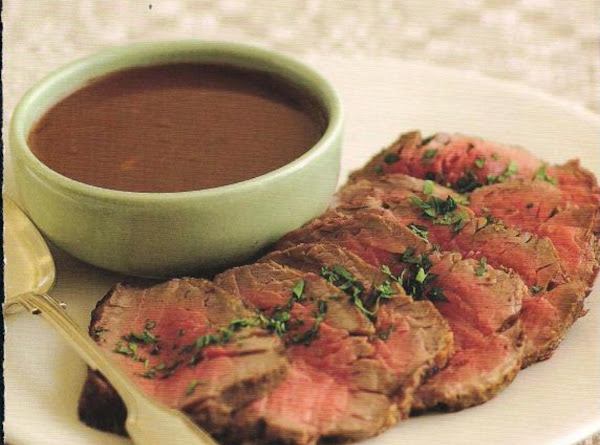 Beef Tenderloin With Chocolate Recipe