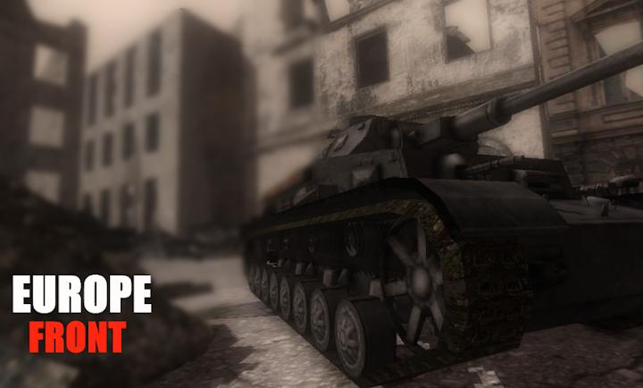 دانلود بازی تفنگی جبهه اروپا Europe Front 2.2.2 اندروید به همراه دیتا